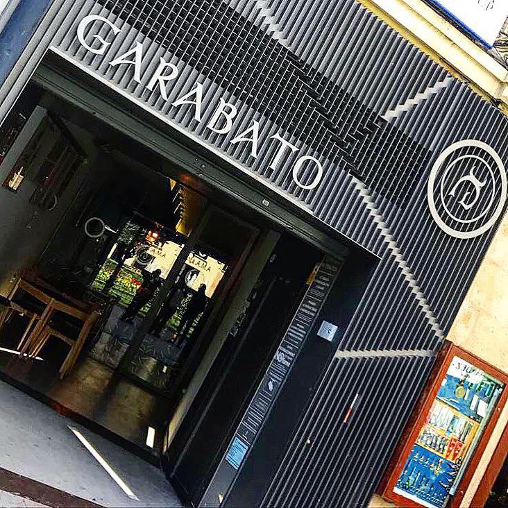 Garabato vuelve al horario habitual